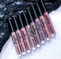 2016 NYX lip lingerie liquid Matte Lip Cream Lipstick NYX Ch...
