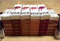 Новый Последние 23 цвета губ Кайли комплект Блеск для губ Lipkit 1 Помада + 1 комплект Lipliner Дженнер Матовый Помада 23color