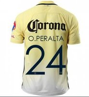 Thai Quality Customized America 24 Oribe Peralta soccer jers...