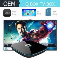 2G 16G XBMC TV Q Box Android 5. 1 S905 Quad- core 64bits TV In...