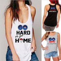 Hot women Pokémon go Vest Pikachu Tees High quality Summer l...