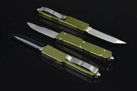 Microtech Ultratech 3 Styles Double Action Knives D2 Steel S...