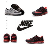 2016 Nike AIR MAX men running shoes original quality airmax ...