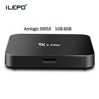 Amlogic S905X tx3 pro TV Box Android 6. 0 Quad Core KODI 16. 1...