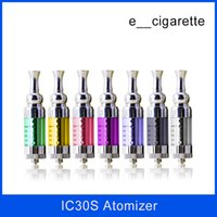 3. 0ml iclear30s Atomizer Huge vapour Replaceable Duil Coil C...