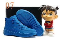 2016 new Retro 12 XII Basketball Shoes Sneakers boy and girl...