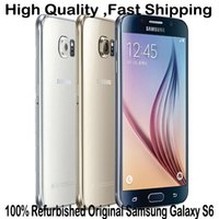 100% Original Refurbished Samsung Galaxy S6 G920 3G RAM 32G ...