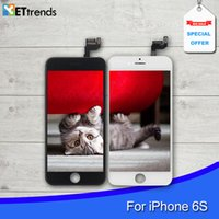 Qualité AAA écran LCD pour l'écran LCD de l'iPhone 6S LG numériseur de marque assemblage avec la fonction 3DTouch pas de Pixel mort DHL Livraison gratuite