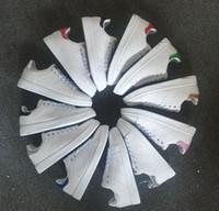 2017 надувательства фабрики 13colors Классические ботинки новые ботинки моды СтАн кроссовки случайные женщины кожа мужчин спортивные кроссовки