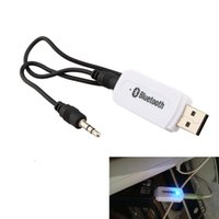 3. 5mm Jack USB Wireless Bluetooth Music Audio Receiver Dongl...