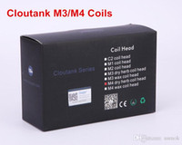 Cloupor Cloutank M3 M4 Coils Replacement Dry Herb Wax Coil H...