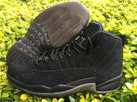 Wholesale Shoe cheap Price 12 XII THE MASTER BLACK GOLD Bask...