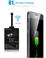 Qi Wireless Charger Receiver Charging Adapter Receptor Recei...