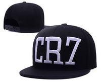 2016 New Cristiano Ronaldo CR7 blue Baseball Caps, hip hop Sp...
