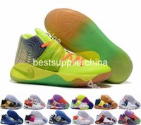 2016 Newest Colors Kyrie Irving Men Basketball Shoes Kyrie 2...