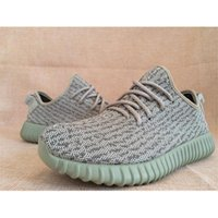 Authentic Yezzy Boost 350 Men Moonrocks Fashion shoes Top Qu...