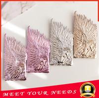 Роскошный чехол для ПК iPhone 6 Новый дизайн Крылья ангела Мода Стиль 3D задняя крышка для Alpple iPhone 5 / 5S 6 плюс
