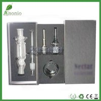 14MM Nectar Collector Kit With Individual Packing Both Quart...