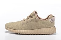 Top quality Boost 350 Shoes Oxford Tan Kanye Milan West Boos...