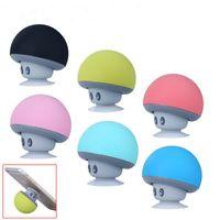 By DHL Wireless Bluetooth Mini Speaker Mushroom Waterproof S...