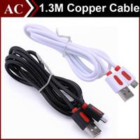 1. 3M 4ft 2A Copper Core Line Universal Micro USB Data Sync F...