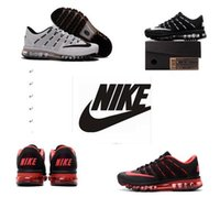Nike Air Max nike flyknit original Mens Womens Running Shoes...