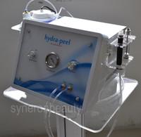 Portable oxygen jet peel water hydra dermabrasion facial car...