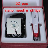 DHL Free 2017 New Nano Needle Cartridge 52pcs and Electric D...
