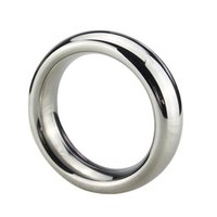 New Stainless Steel Cock Ring Sex Products Male Chastity Dev...