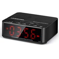 Bluetooth Mini Speaker FM Amplifier Radio Wireless Portable ...