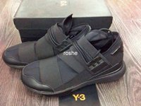 2016 Classical Y3 Qasa High Sneakers For Women & Men Genuine...