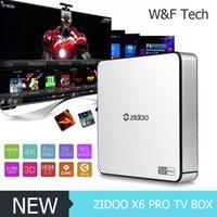 ZIDOO X6 Pro Android 5. 1 Lollipop TV Box RK3368 Octa Core Co...