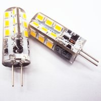 4W DC12V G4 LED Corn Lamp Epistar 2835SMD Warm White Pure Wh...