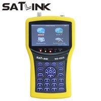 Satlink WS- 6939 DVB- S&T Combo Meter Satlink 6939 ws6939 Sate...