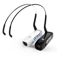 ORDRO EP3 portabile a mano libera fascia capa Head-mounted 1080P 30fps HD mini DV Video Camera Recorder videocamera wireless conduzione ossea DH D4347