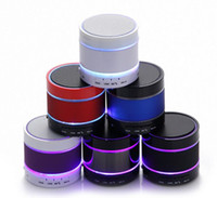 S09 Speakers Bluetooth Mini Speaker Enhanced Speakers 3 LED ...