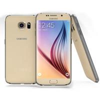 Оригинальный Восстановленное Samsung Galaxy S6 разблокирован телефон окта Ядро 3GB RAM 32 Гб ROM Android 5.1Inch Samsung телефон с 2560x1440 пикселей