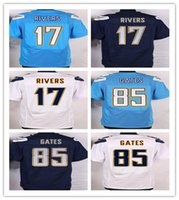 Wholesale 2016 Chargers elite Football Jerseys 17 Rivers #85...
