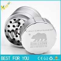 New High- end aviation aluminum herb grinder Sharp Stone 4 pa...