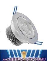 Светодиодный потолочный светильник 5X3W высокого качества Dimmable 110V 220v нерегулируемых 15w 85-265 LED вниз света Внутреннее освещение MYY29