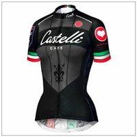 White Cast Cafe Women Cycling Jerseys set Women size XS- 2XL ...