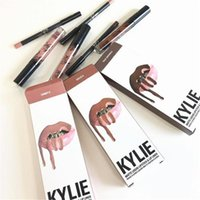 2016 High quality KYLIE JENNER LIP KIT Kylie Lip Velvetine L...