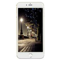 5,5 дюйма Goophone i7 Plus 1: 1 клон 3G WCDMA Quad Core MTK6580 512MB 8GB + 8GB Android 6.0 ОС IOS 10 UI 8MP камера GPS WiFi металлический корпус смартфона
