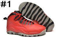 Retro 10 X Bulls Over Broadway Basketball Men Shoes Retro 10...