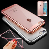 For iPhone 6 5S 6S Plus Galaxy S7 & Edge TPU Case Electropla...