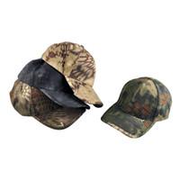 Original EDSY Rattlesnake Hat Python Pattern Baseball Hat Ta...