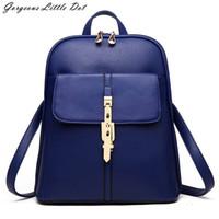 Quality Assurance 2016 Fashion New Women Bag Student Backpac...