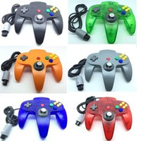 New 5 color Long Handle Controller Pad Joystick Game System ...