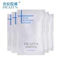 Новый arival PILATEN волос Removar крем безболезненное депиляции Крем для ног / подмышками / Body 10г Крем для удаления волос