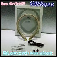 HBS 913 Bluetooth Headphones Wireless Stereo HBS- 913 Headset...